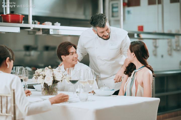 เนรมิตงานแต่งให้เพอร์เฟ็กต์ตรงใจ กิจกรรมใหม่ Wedding Journey by The Peninsula Bangkok