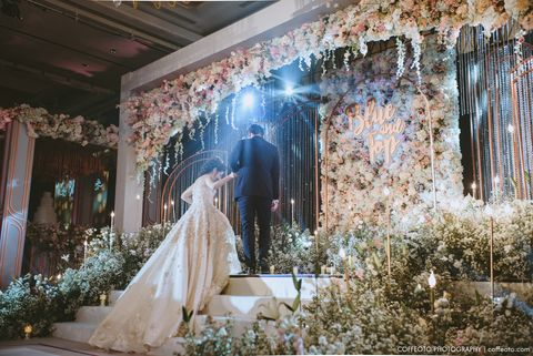 SeeThrough Wedding