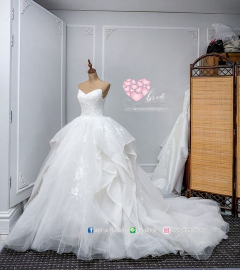 Bre'a wedding Studio