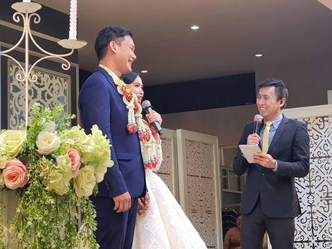 MC Wedding by Hui