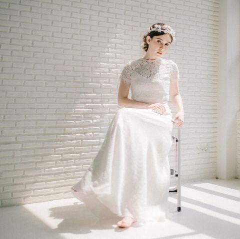 Indigo bride
