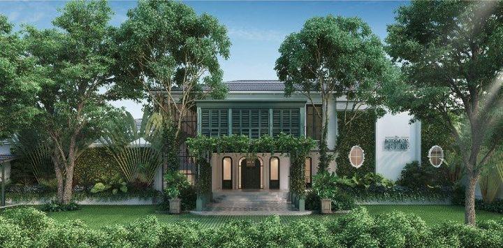 The Botanical House