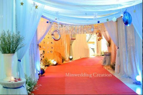 minwedding creation