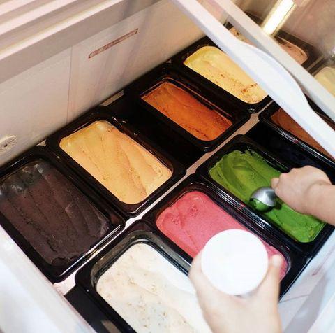 Summer Mood Ice Cream
