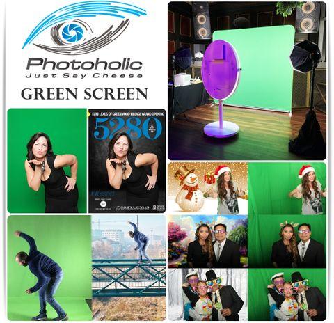 Photoholic Photo Booth