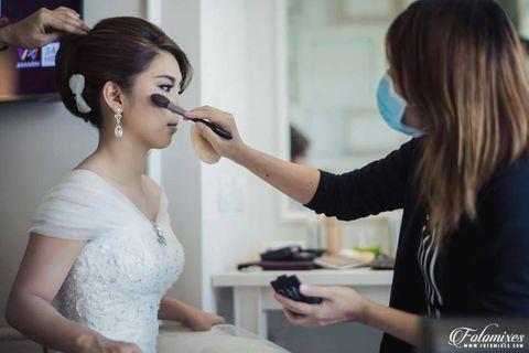 Jang makeup