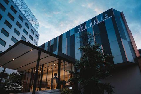 The HALLS Bangkok