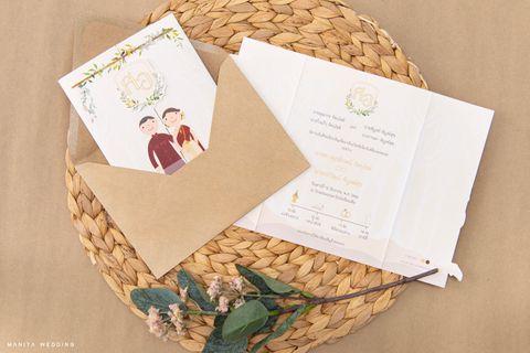 Manita Wedding Print