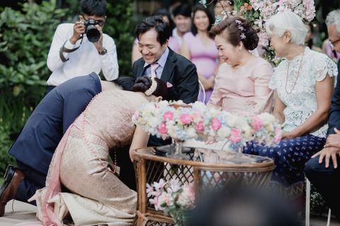 MC Kaew พิธีกรงานแต่ง