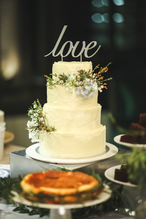 Wedding Cake Project