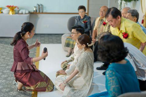 Sornrawan Wedding